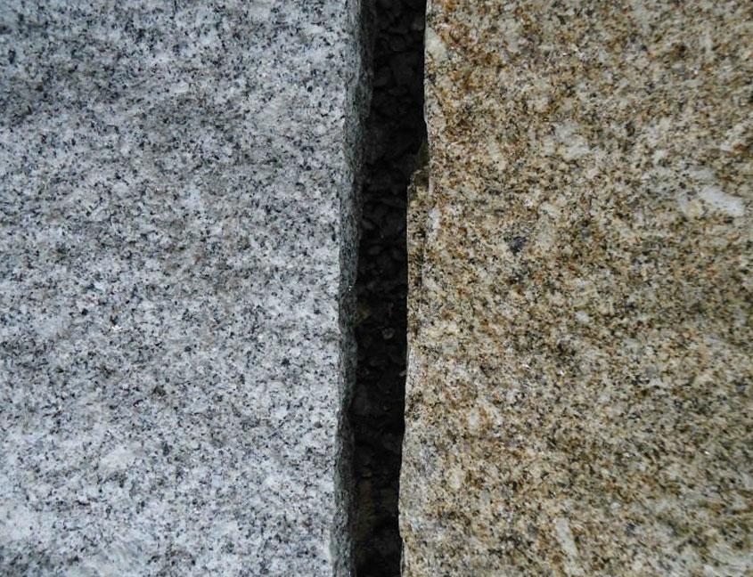 Pulido y abrillantado de granito