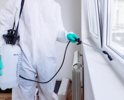 Empresa de limpieza y desinfección en Santander