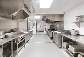 expertos en limpieza profesional de  cocina industrial